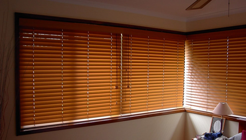 Venetians Timber Blinds