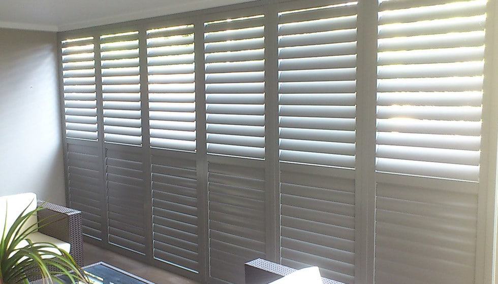 Aluminium Plantation Shutters - 1800 Blinds