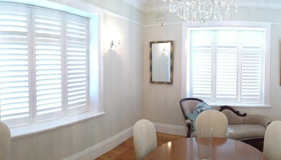 Fauxwood Plantation Shutters 1800 Blinds
