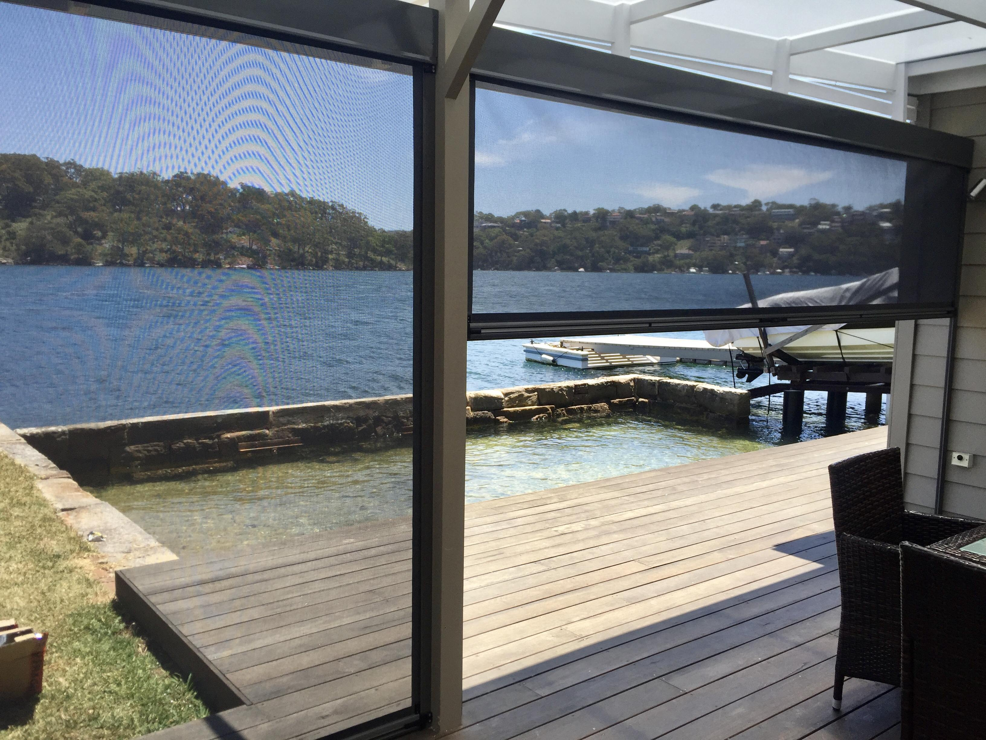 Outdoor Blinds Sydney - 1800 blinds