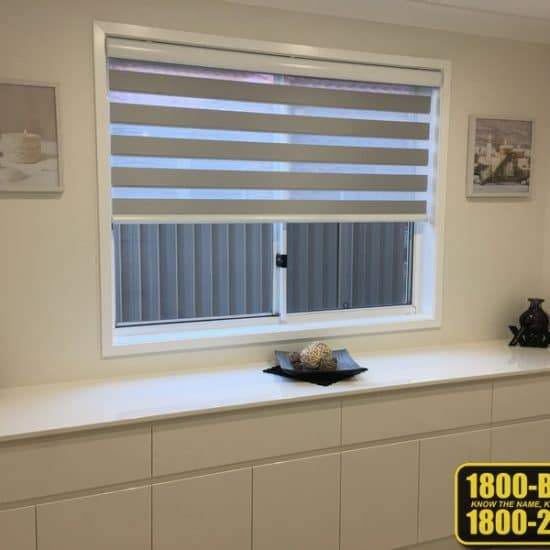 Zebra Blinds - 1800 blinds