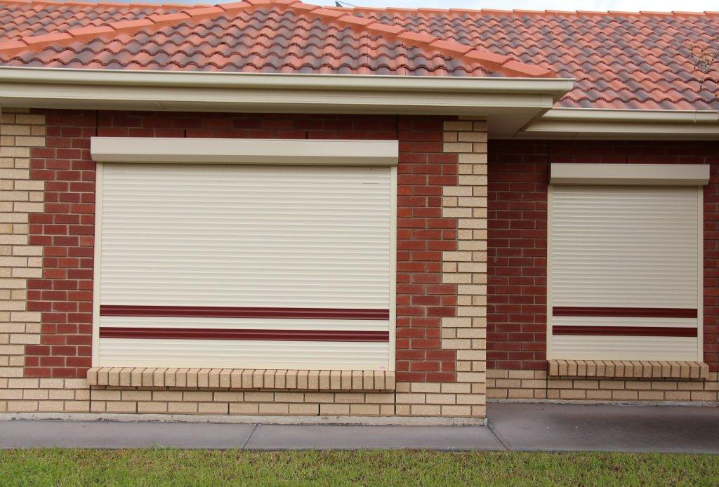 Increased Security Roller Shutters