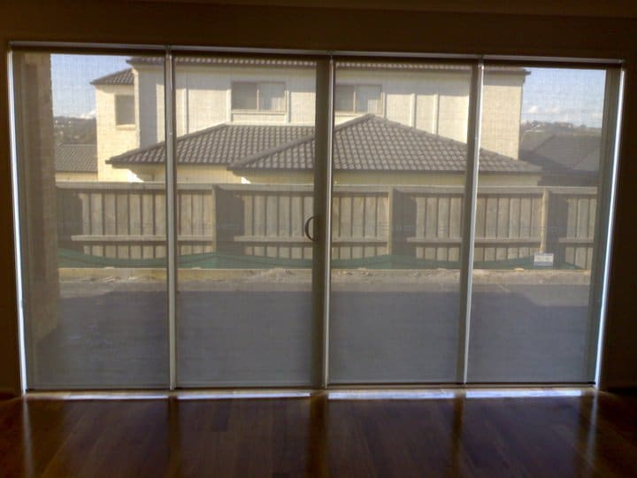 Blinds and Shutters - Sunscreen