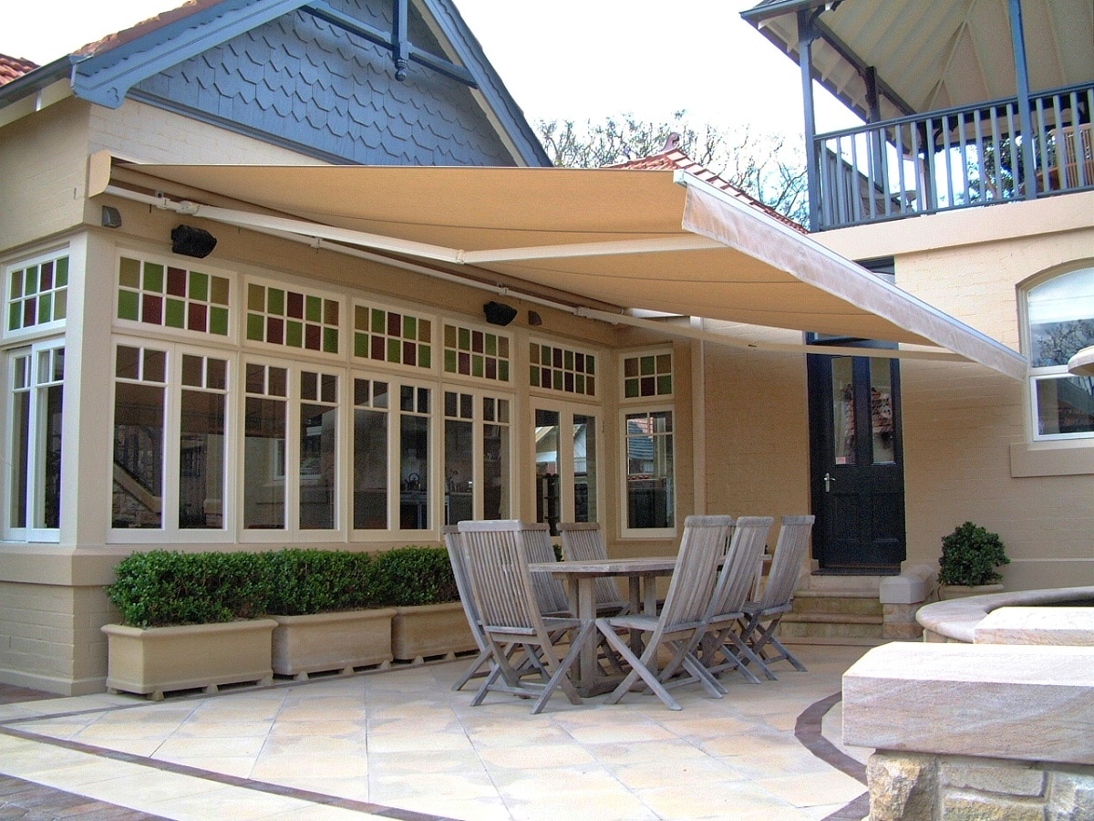 Awnings For Summer - 1800-BLINDS
