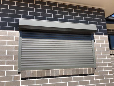 Outdoor Roller Shutters from 1800 Blinds