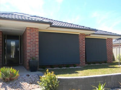 Outdoor Window Awnings from 1800 Blinds